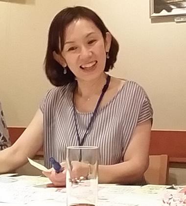 ペイシェントサロン根津 堀 里子さん