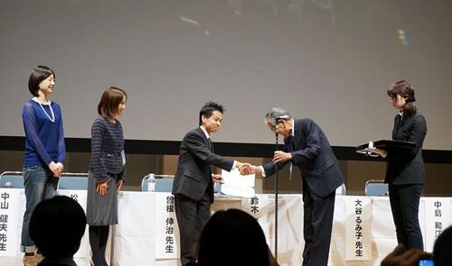 PS受賞(医療の質安全学会)